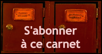 S'abonner bouton