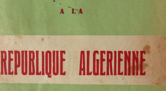 10 février 1943 – Le Manifeste du peuple algérien