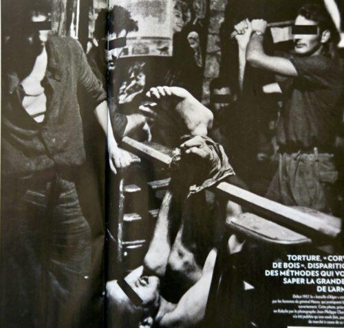 Photographie de J.-L. Charbonnier publiée dans Paris-Match, 2012
